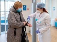 Суточный прирост новых заболевших коронавирусной инфекцией в РФ составил 8 817 случаев