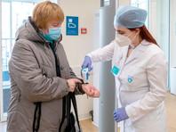 Суточный прирост новых заболевших коронавирусной инфекцией в РФ составил 8 632 случая за сутки