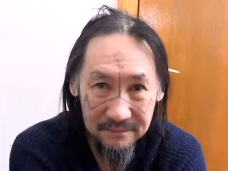 Здоровье якутского шамана Александра Габышева, находящегося в психоневрологическом диспансере, резко ухудшилось