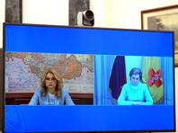 На встрече с главой государства в режиме видеоконференции вице-премьер РФ Татьяна Голикова сообщила, что рост заболеваемости коронавирусной инфекцией наблюдается в семи регионах России