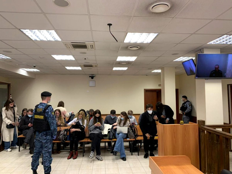 The Babushkinsky District Court upheld the verdict of the politician Alexei Navalny in the case of libel against the veteran Ignat Artemenko