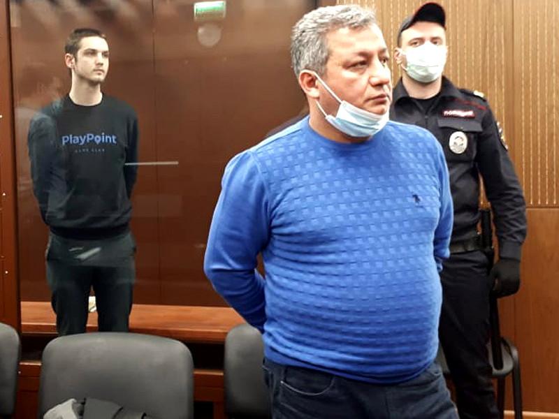 Мещанский суд Москвы приговорил участника акции 31 января Павла Грин-Романова к трем годам и шести месяцам колонии общего режима
