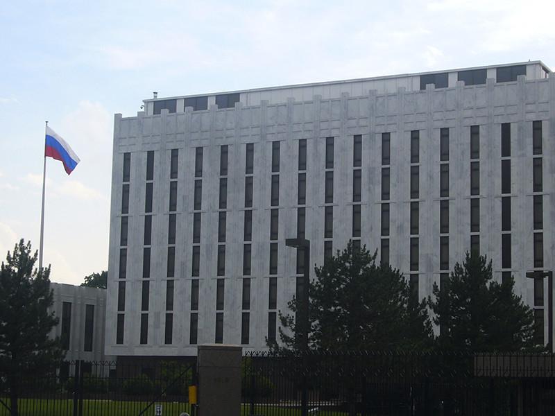"""Посольство России в США обвинило Госдеп в """"искажении памяти"""" о полете Гагарина в космос"""