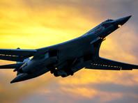Стратегические бомбардировщики-ракетоносцы Ту-160 и Ту-95МС в ходе учения выпустили крылатые ракеты по целям на полигоне в Коми