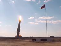 Российское Минобороны испытало новую ракету системы ПРО в Казахстане (ВИДЕО)
