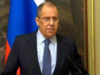 Россия решила выслать из страны десятерых американских дипломатов, рассказал министр иностранных дел Сергей Лавров на брифинге