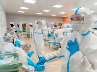 Суточный прирост новых заболевших коронавирусной инфекцией в РФ составил 8 702 случая