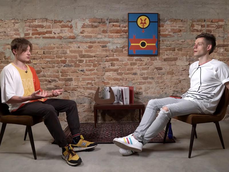 По информации Baza, речь идет об интервью с блогером Ивангаем (Иваном Рудским). Ролик вышел на канале Дудя 18 марта 2021 года