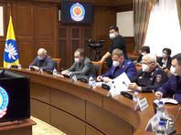 Экстренное совещание по факту попытки незаконного присвоения нефтяных месторождений