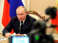 Путин освободил от должности ряд генералов Росгвардии