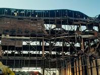 В Астраханской области при обрушении кровли ангара погибли двое военнослужащих