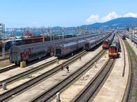 Поезда в Сочи