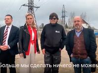 """Глава """"Альянса врачей""""* Анастасия Васильева сообщила, что вместе с медиками вновь приехала в колонию к Алексею Навальному и провела у ее дверей два часа. Однако их снова не пустили"""