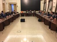 Заседание Общественной наблюдательной комиссии Москвы