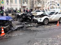 Пострадала одна женщина - водитель Volkswagen, ее отправили в реанимацию