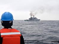Украина начала также начала военные учения в Черноморском регионе. Корабли ВМС Украины провели совместные украинско-румынские учения типа PASSEX, отработав взаимодействия в составе многонациональной тактической группы в соответствии со стандартами НАТО