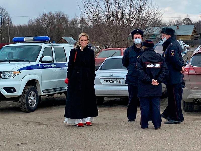 """Глава """"Альянса врачей""""* пообещала ежедневные акции у колонии Навального, если к нему не пустят врачей"""
