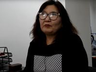 Соратница и родственица шамана Кыайыылана Захарова