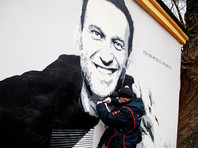Против авторов петербургского граффити с Навальным возбудили уголовное дело о вандализме