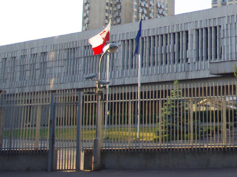 Россия объявила персонами нон-грата пятерых сотрудников посольства Польши