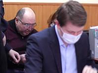 Борис Шпигель (на фото - слева)