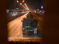 В Москву вошла военная техника - началась подготовка к Параду Победы (ФОТО)