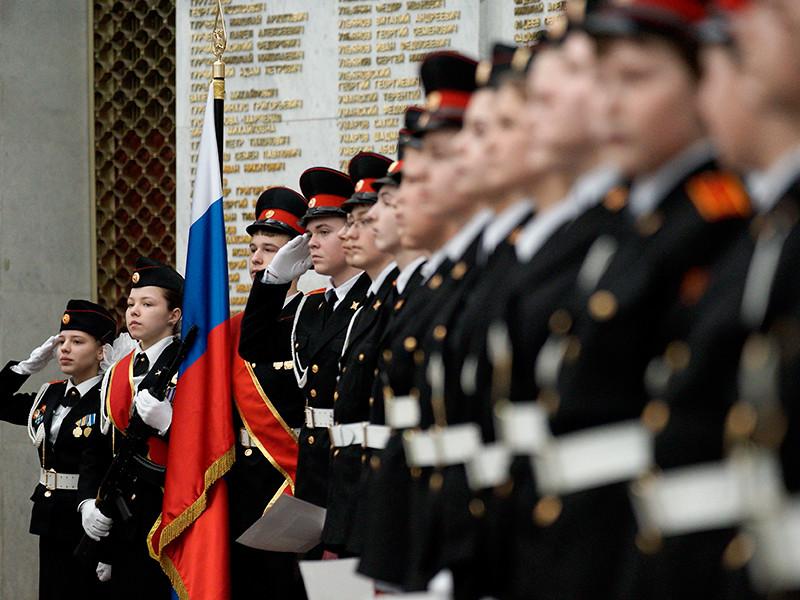 Московский департамент образования проведет в мае кадетский парад, приуроченный ко Дню Победы. Парад планируется на 6 мая на Поклонной горе