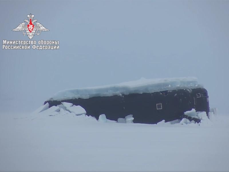 СМИ рассказали о военном усилении России в Арктике