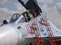 В Крыму при подготовке к полету Су-30СМ нештатно сработало катапультирование