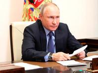 """Путин заявил, что Россия """"зубы выбьет всем, кто попробует у нее что-то откусить"""""""