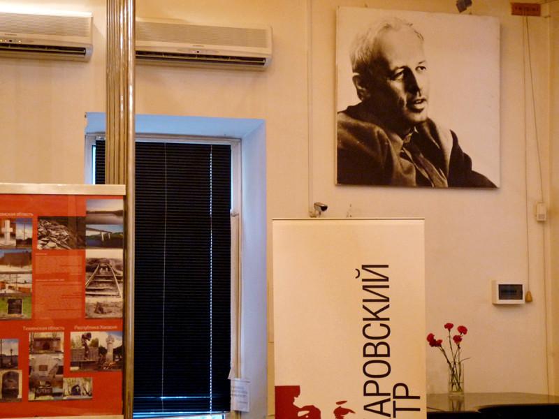 Власти Москвы сорвали проведение уличной фотовыставки к столетию Андрея Сахарова, согласованной год назад