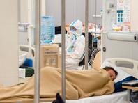 В России за последние сутки подтвердилось 8790 случаев коронавируса в 84 регионах, сообщается на сайте федерального оперативного штаба по борьбе с COVID-19