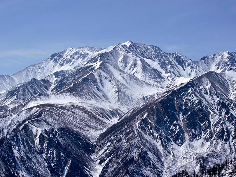 Buryatia, Mount Munku-Sardyk