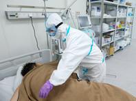 Еще 8,7 тыс. случаев заражения коронавирусом выявлено в РФ
