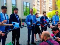 """Мосгорсуд отложил на 9 июня заседание по делу о признании ФБК* и штабов Алексея Навального экстремистскими организациями, сообщается на сайте юристов """"Команды 29"""", задействованных в этом деле"""