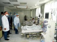 Число госпитализированных после стрельбы в Казани увеличилось до 23 человек
