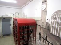 Телефонные будки в ИК-8