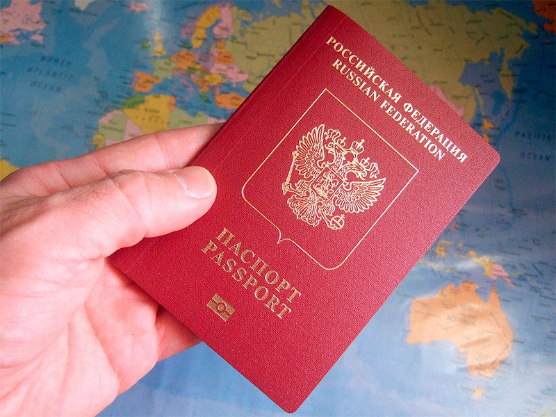In Russia, from May 30, the updated rules for issuing documents proving the identity of citizens outside the Russian Federation will come into force