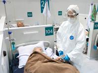 Четвертые сутки подряд число новых случаев COVID в Москве  превышает 3 тысячи