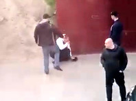 СК проверит действия полицейского, на глазах которого избили мужчину в Липецкой области (ВИДЕО)