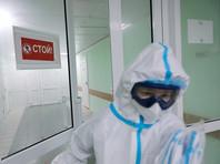 За сутки в России выявили 8 465 случаев заражения коронавирусом