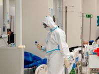 Число случаев заражения коронавирусом в России за сутки составило 8 951