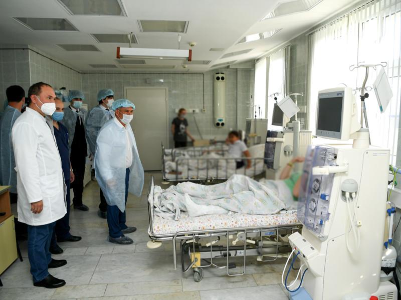 В больницах Казани после стрельбы в школе N175 по состоянию на утро 12 мая находятся 23 человека: 20 детей и трое взрослых