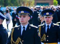 В Москве началась генеральная репетиция парада в честь 76-й годовщины Великой Победы. В параде, который пройдет на Красной площади 9 мая, примут участие более 12,5 тыс. человек, свыше 190 единиц вооружения, военной и специальной техники, а также 76 самолетов и вертолетов