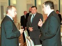 Владимир Путин на встрече с представителями Российского союза промышленников и предпринимателей, 31 мая 2001 года
