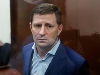 У бывшего губернатора Хабаровского края Фургала появился постковидный синдром