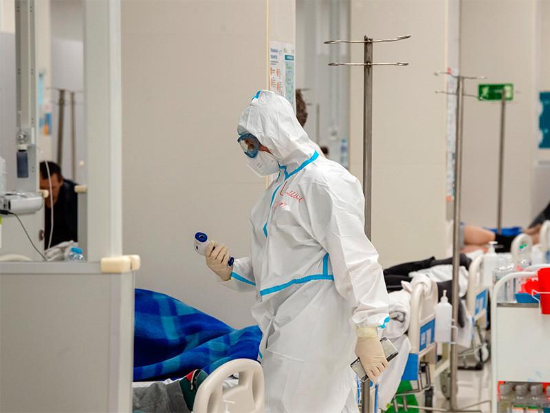 Число подтвержденных случаев заражения коронавирусом в России возросло за сутки на 8 951, сообщили журналистам в воскресенье в федеральном оперативном штабе по борьбе с новым заболеванием
