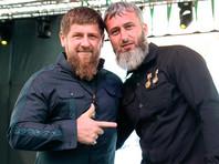 Рамзан Кадыров( на фото - слева) и Замид Чалаев