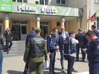 В районе казанской школы, где произошла стрельба, введен режим КТО. Стрелок задержан, наличие второго власти отрицают
