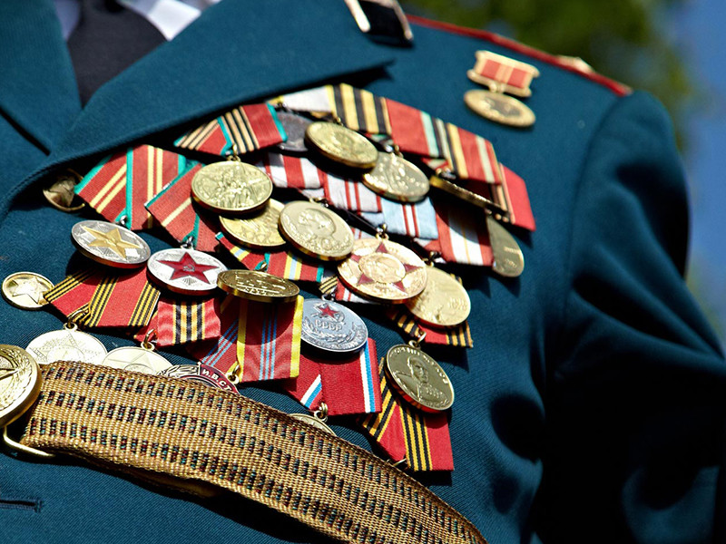 In Russia, veterans for Victory Day will be paid several times less than in Kazakhstan and Uzbekistan